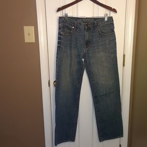 NWOT 32X32 OLD NAVY FAMOUS MENS JEANS